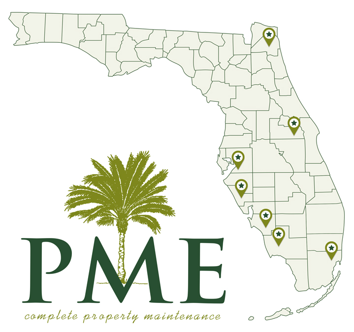 Florida Regional Office Locations | PME, Full Service Property Maintenance